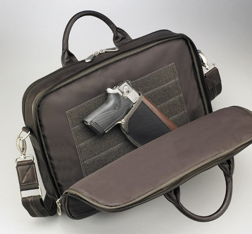 Gun Toten Mamas 155 Men S Concealed Carry Briefcase