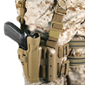 <b>BLACKHAWK!</b><br/>SERPA Tactical Level II Holster