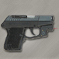 <b>Crimson Trace</b><br/>LG-430 LaserGrip for Kel-Tec P3AT