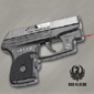 <b>Crimson Trace</b><br/>LG-431 LaserGrip for Ruger LCP