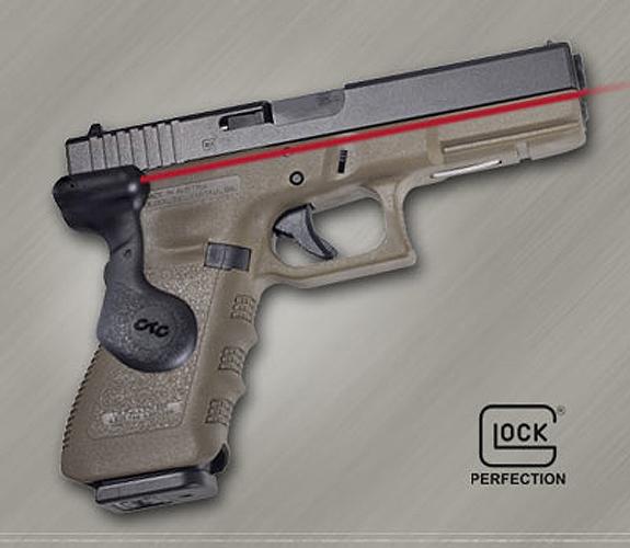 Crimson Trace LG-617 Laser Grip Glock 17 22 34