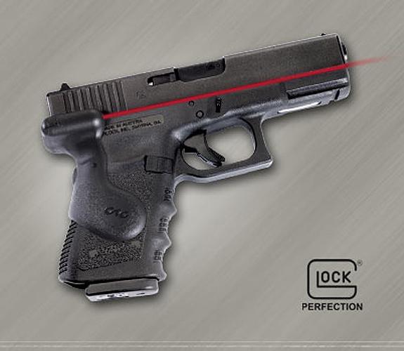Crimson Trace LG-619 Laser Grip Glock 19 23 32