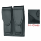 <b>Gould & Goodrich</b><br/>#629 Hi-Gloss Double Mag Pouch (Duty)