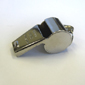 <b>Hamburger Woolen</b><br/> Nickel-Plated Brass Whistle