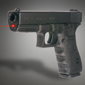 <b>LaserMax</b><br/>Internal Laser Sight (<b>Glock</b><br/>20, 21 - Finger Groove Frame)