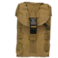 <b>Mine Safety Appliances</b><br/>MOLLE - 1 Quart Canteen Pouch