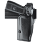 <b>Safariland</b><br/>#6280 Light Bearing Mid-Ride Lv2 Duty Holster (Mold 2832)