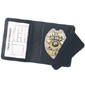 <b>STRONG Leather</b><br/>Bi-Fold Badge & ID Case - Duty