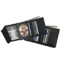 <b>STRONG Leather</b><br/>Tri-fold Hidden Badge Wallet - Dress