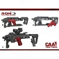 <b>EMA Tactical</b><br/>RONI Pistol Carbine Conversion Kit (Class III)