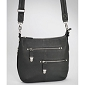 <b>Gun Tote'n Mamas</b><br/>Chrome Zip Handbag