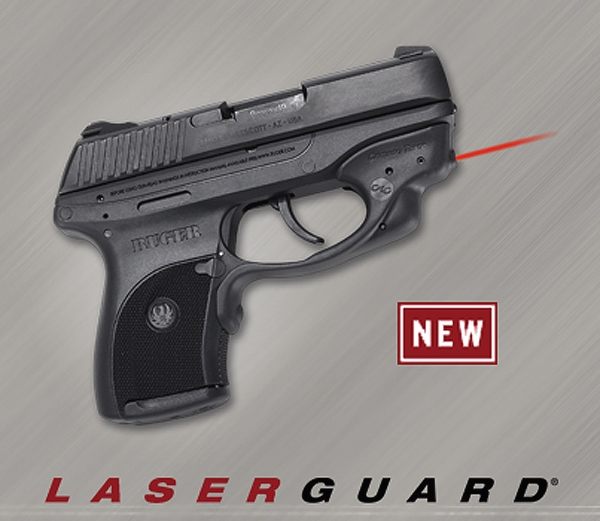 Crimson Trace LG-412 LaserGuard (Ruger LC9)