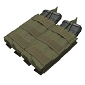 <b>Condor Outdoor</b><br/>Double M4/M16 Open-Top Mag Pouch