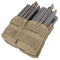 <b>Condor Outdoor</b><br/>Double Stacker M4 Mag Pouch