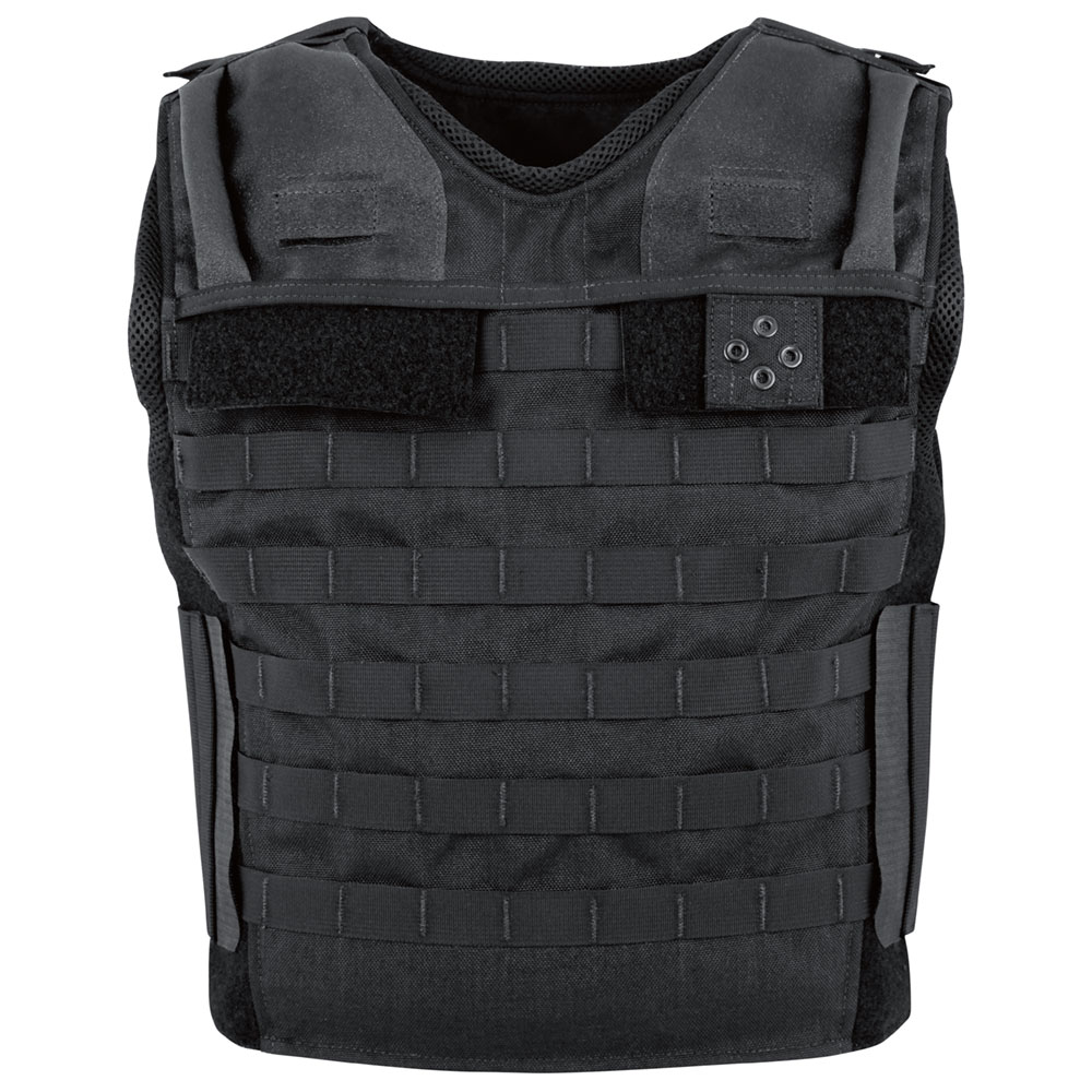 Outer Vest Carrier For Issued Soft Armor