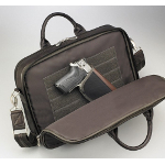 <b>Gun Tote'n Mamas</b><br/>Men's Concealed Carry Briefcase