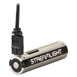 <b>Streamlight</b><br/>18650 USB Rechargeable Batteries