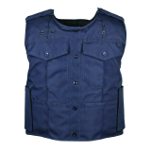 <b>ABA / Second Chance</b><br/>Uniform Shirt Carrier w/ Pockets