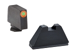 <b>Ameriglo</b><br/>Suppressor / Optic Tall Night Sights