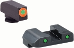 <b>Ameriglo</b><br/>Spartan Operator Night Sights
