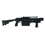 <b>Penn Arms</b><br/>Pump Mult-Shot 40mm Launcher, Collapsible Stock