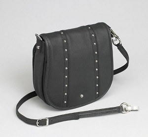 <b>Gun Tote'n Mamas</b><br/>Simple Bling Flap Bag
