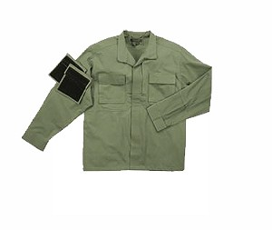 <b>5.11 Tactical</b><br/>OD Green FRX3 Fire Retardant TDU Shirt