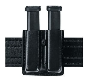 <b>Safariland</b><br/>Slimline Open Top Double Mag Pouch