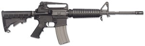 <b>Bushmaster</b><br/>M4-type A3 Patrolman's Carbine, 5.56mm