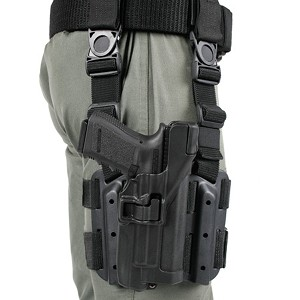 <b>BLACKHAWK!</b><br/>SERPA Tacitcal Level III Light-Bearing Holster