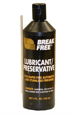 <b>Break-Free</b><br/>CLP-4 Squeeze Bottle