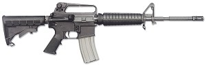 <b>Bushmaster</b><br/>M4-type A2 Patrolman's Carbine, 5.56mm