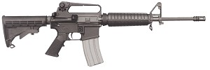 <b>Bushmaster</b><br/>A2 Superlight Carbine, 5.56mm