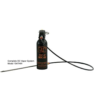 <b>CTS</b><br/>MK-9 Vapor Delivery System (optional Hose & Wand)