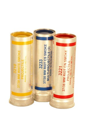 <b>CTS</b><br/>37mm Outdoor Short Range Projectile