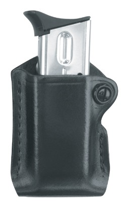 <b>Gould & Goodrich</b><br/>Open-Top Adjustable Tension Single Magazine Pouch