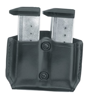 <b>Gould & Goodrich</b><br/>Open-Top Adjustable Tension Double Magazine Pouch