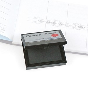 <b>Forensics Source</b><br/>Perfect Print Replacement Pad