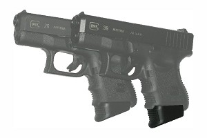 <b>Pearce Grip</b><br/>+2 Extension - Glock Gen3 SubCompact
