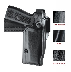 <b>Safariland</b><br/>#6280 Light-Bearing Level II Duty Holster
