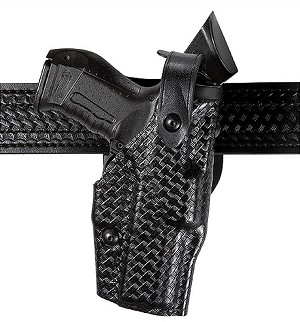 <b>Safariland</b><br/>#6360 Level III Duty Holster