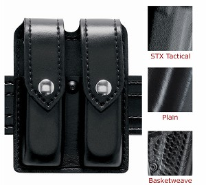 <b>Safariland</b><br/>Double Mag Pouch for Pistol