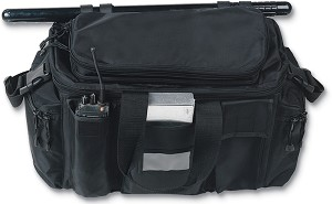 <b>STRONG Leather</b><br/>Deluxe Gear Bag