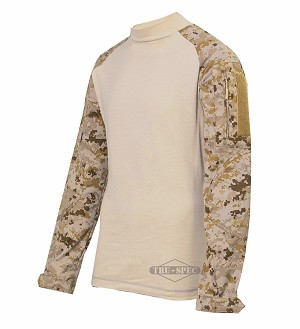 <b>TRU-Spec</b><br/>Tactical Response Uniform PolyCotton Combat Shirt
