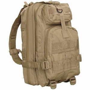 <b>Condor Outdoor</b><br/>Compact Modular Style Assault Pack