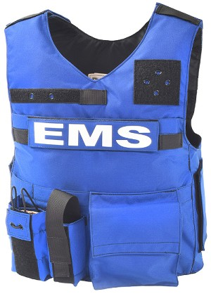 <b>Survival Armor</b><br>Raid EMS Carrier w/ Sewn Pockets