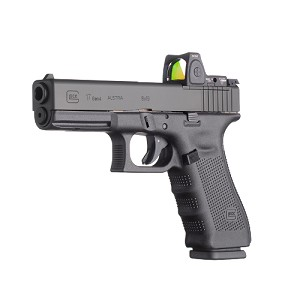 <b>Glock</b><br/>Model 17MOS Gen4