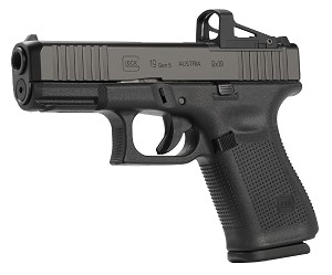 <b>Glock</b><br/>Model 19MOS Gen5