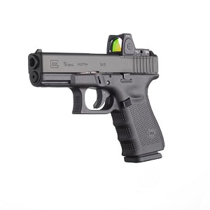 <b>Glock</b><br/>Model 19MOS Gen4