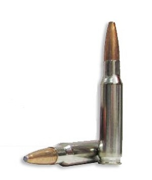 <b>Federal</b><br>Tactical Bonded Rifle Duty Ammunition